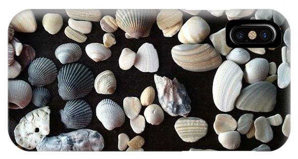 Simply Seashells IPhone Case