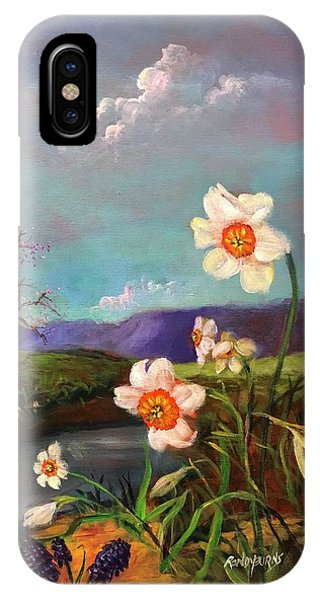 Simply Spring IPhone Case