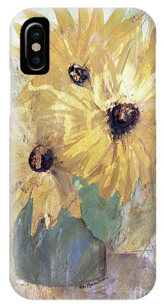 Simply Sunflowers  IPhone Case