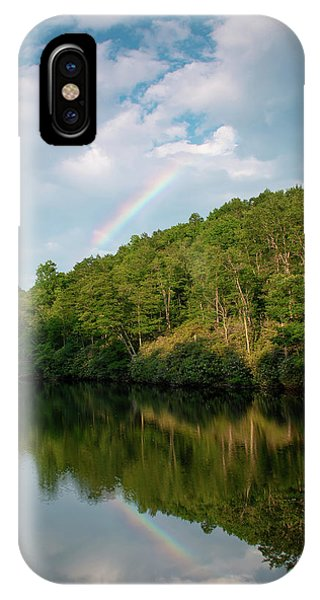 Sims Pond Phone Case by Jim Neal