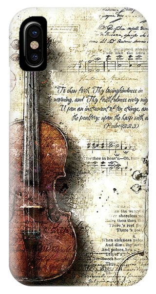 Worship iPhone Case - Dawn Symphony by Gary Bodnar