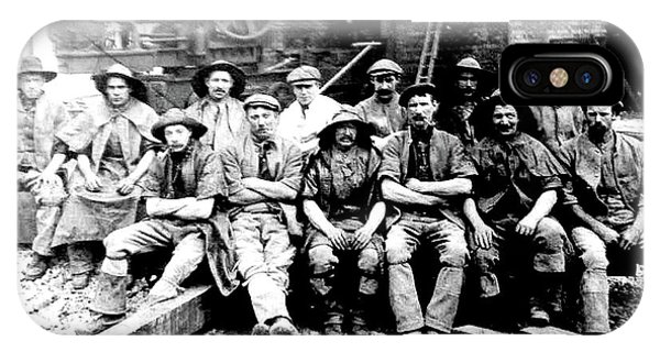 Sinkers,rossington Colliery,1915 IPhone Case