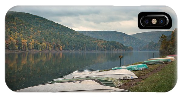 IPhone Case featuring the photograph Sinnemahoning State Park by Cindy Lark Hartman