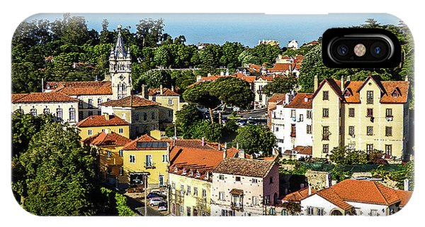 Sintra - The Most Romantic Village Of Portugal IPhone Case
