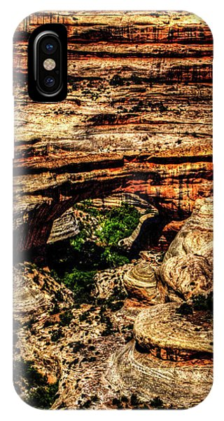 Sipapu Bridge No. 2 IPhone Case