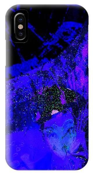 Sipping Ultra Violet IPhone Case