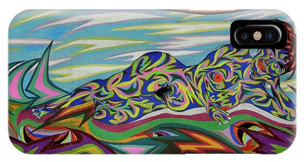 Sirene De Venus IPhone Case