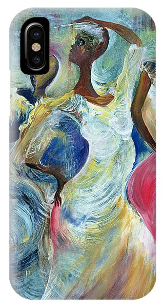 African American iPhone Case - Sister Act by Ikahl Beckford
