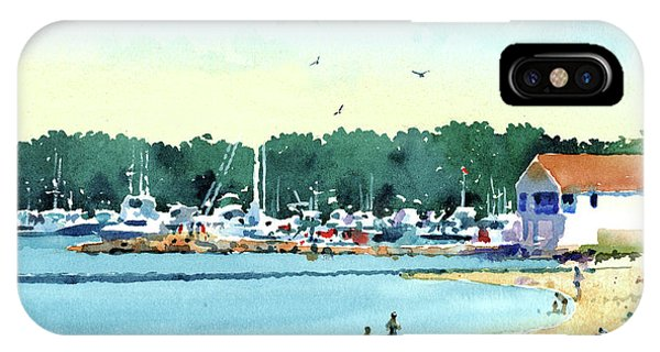Sister Bay, Door County IPhone Case