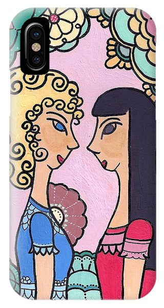 Sisters - Acrylic IPhone Case