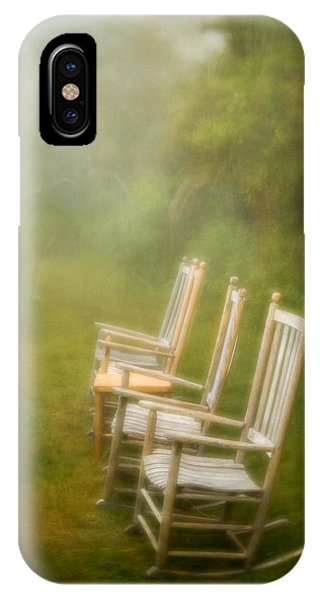 Sit A Spell IPhone Case