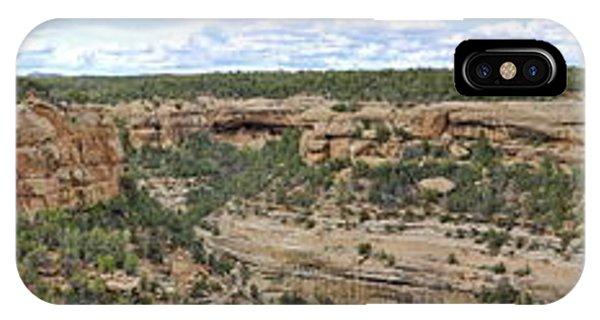 Sites At Mesa Verde IPhone Case