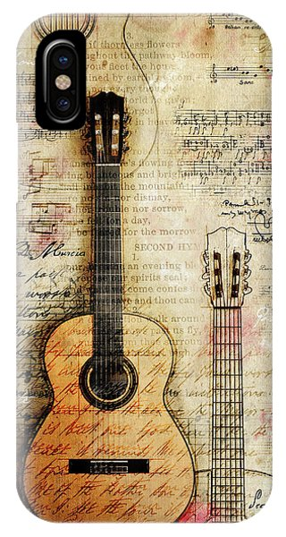 Worship iPhone Case - Six String Sages by Gary Bodnar
