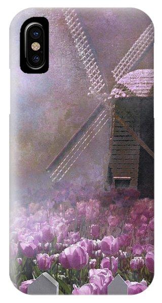 Skagit Valley In Spring IPhone Case