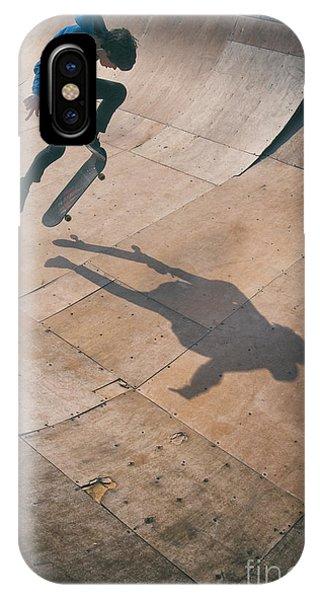 Skater Boy 001 IPhone Case