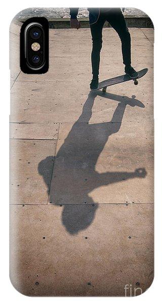 Skater Boy 002 IPhone Case