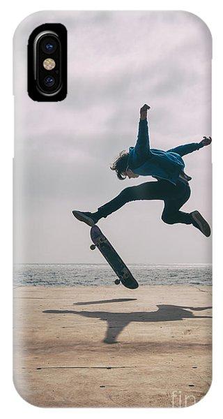 Skater Boy 003 IPhone Case