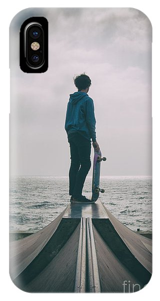 Skater Boy 005 IPhone Case