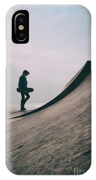 Skater Boy 006 IPhone Case