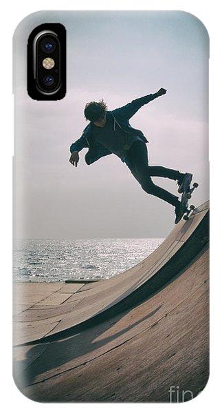 Skater Boy 007 IPhone Case