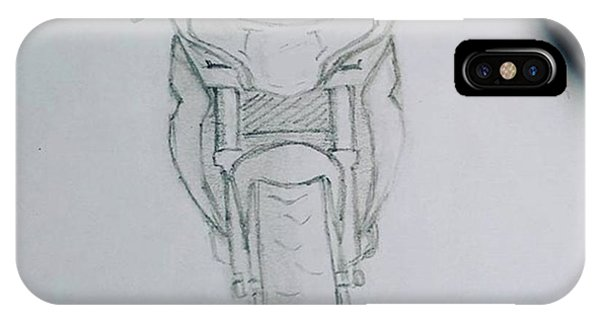 iPhone Case - Sket Cbr250r #cbr250r by Yusup Darman Jati