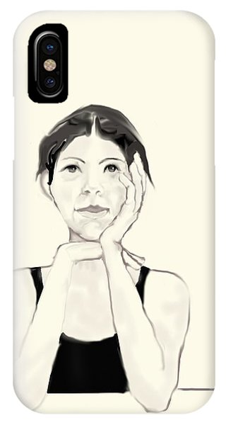 Sketch 528 IPhone Case