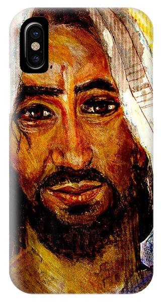 Sketch Of Jewish Jesus IPhone Case