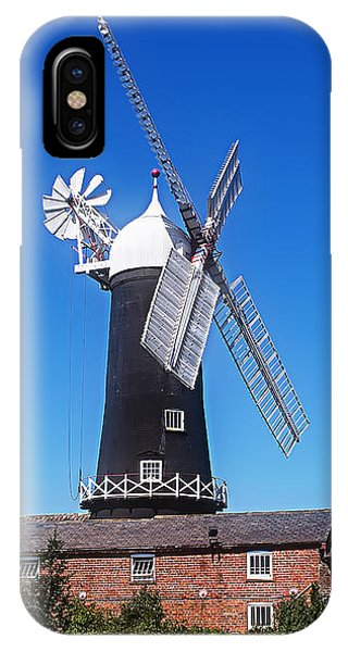 Skidby Mill East Yorkshire England IPhone Case