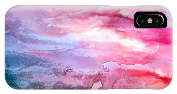 Skies Emotion IPhone Case