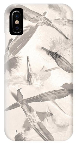 Airy iPhone Case - Skies Of A Feather by Jorgo Photography - Wall Art Gallery