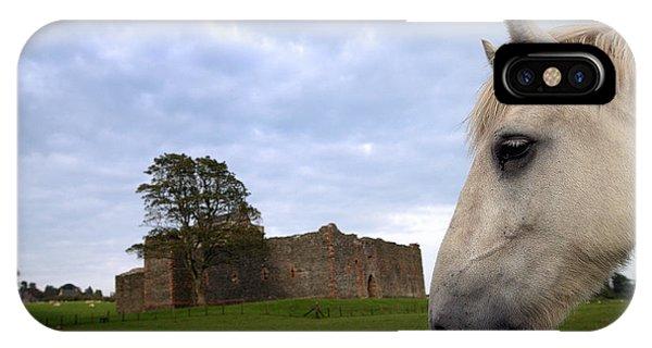 Skipness Castle IPhone Case