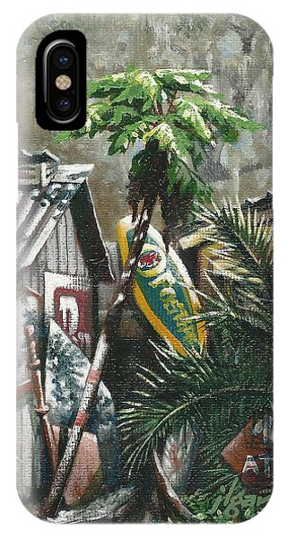 Skippers Smokehouse At Daylight IPhone Case