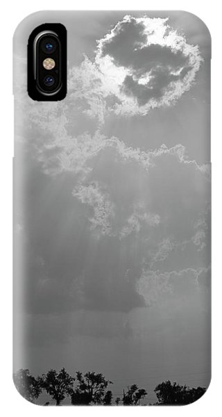 Skn 2170 Blessings Showered IPhone Case