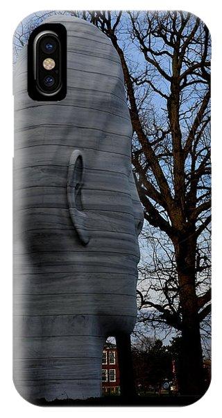 Skulduggery IPhone Case