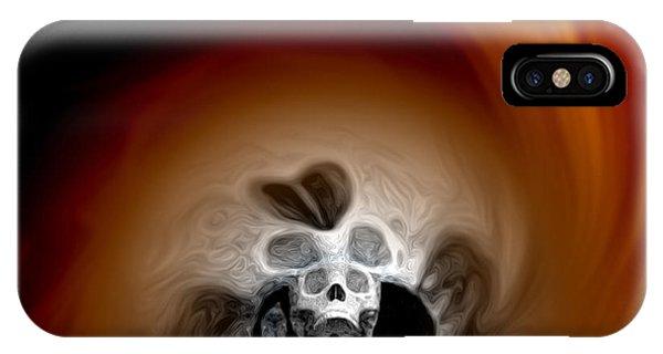 Skull Scope 3 IPhone Case