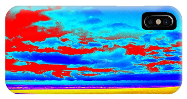 Sky #3 IPhone Case