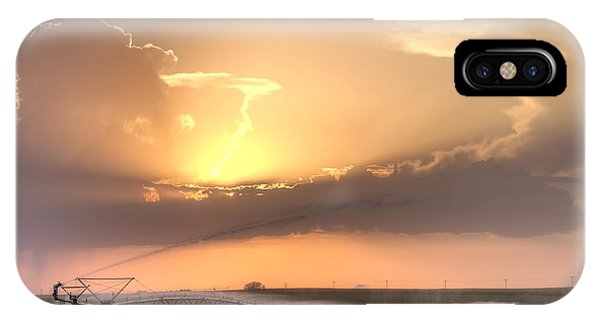 Sky And Water IPhone Case