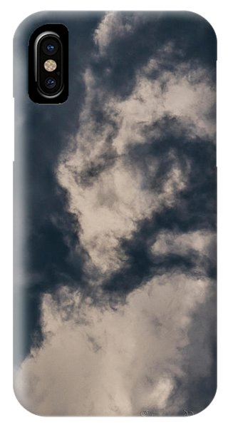 Sky Life Look Up IPhone Case