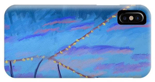 Sky Lights IPhone Case