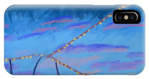 iPhone Case - Sky Lights by Robee B