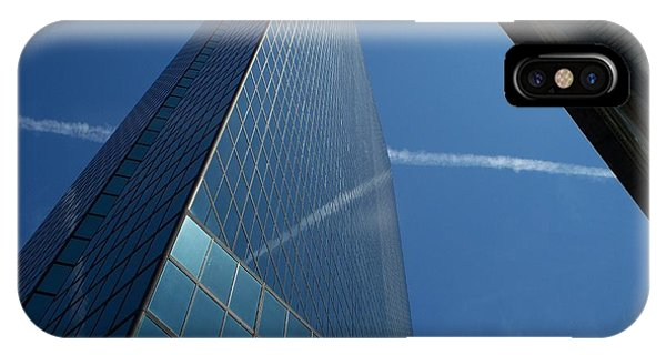 Sky Lines  IPhone Case