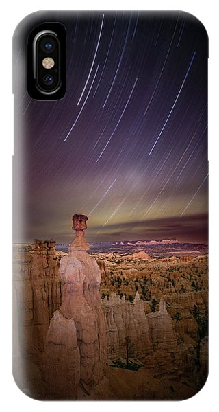 Arches National Park iPhone Case - Sky Scraper by Edgars Erglis