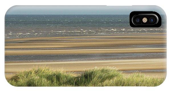 Sky, Sea, Sand, Sod... IPhone Case