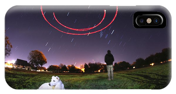 Sky Smile IPhone Case
