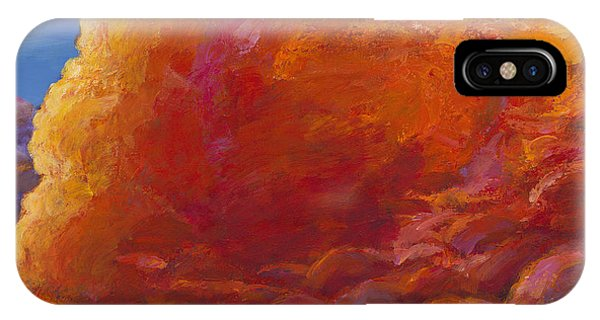 Orange Sunset iPhone Case - Skydance by Johnathan Harris