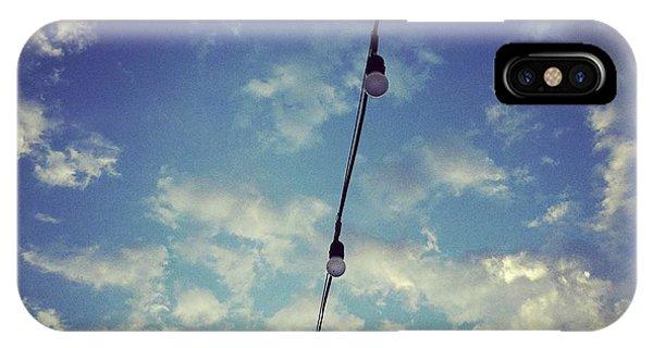 Skylights IPhone Case