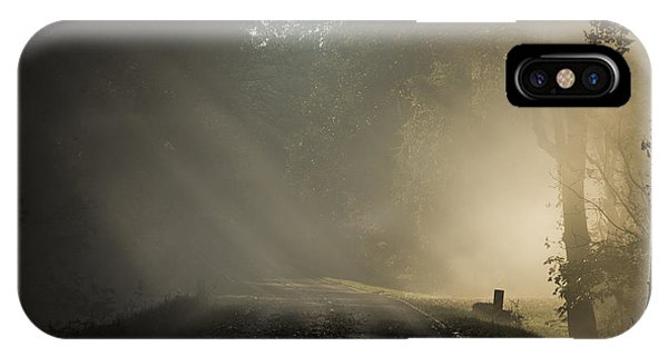 Skyline Drive One IPhone Case