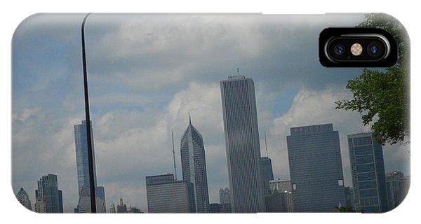 Skyline IPhone Case