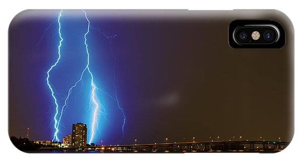 Sky's The Limit IPhone Case