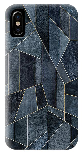 Geometric iPhone Case - Skyscraper 1 by Elisabeth Fredriksson